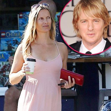 Wilson baby owen wife and Owen Wilson