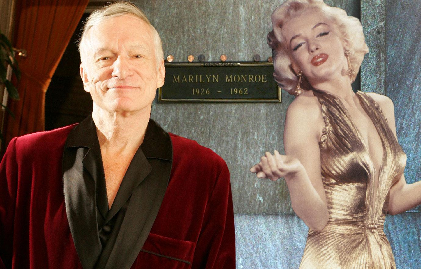 Hugh Hefner Laid To Rest Next To Marilyn Monroe