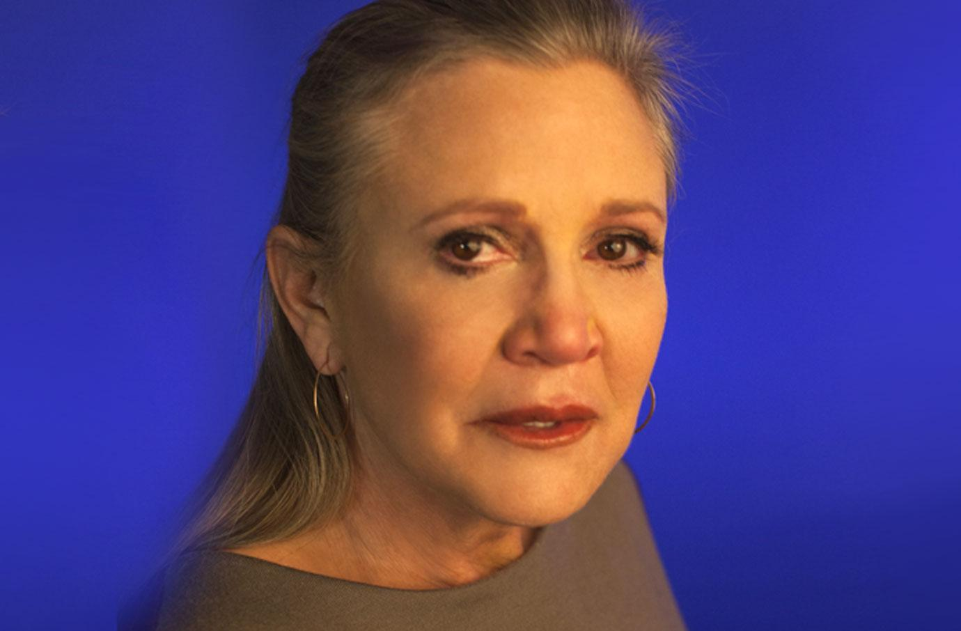 Carrie Fisher Coroner Death Cause
