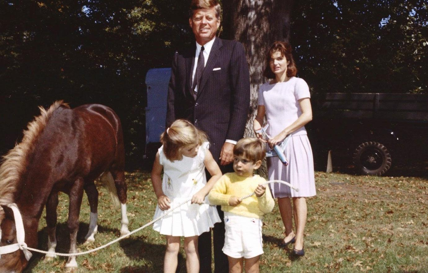 Book Claims JFK Murdered Over Affair With Socialite