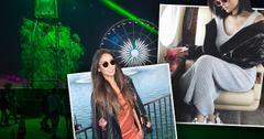 //coachella  fashion celebrities kylie jenner pp
