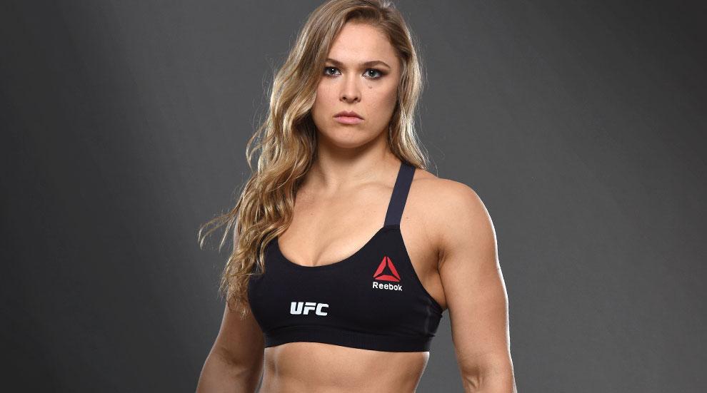 Ronda Rousey Body Image Fat