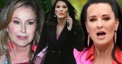 Kathy Hilton In Talks To Replace Lisa Vanderpump On RHOBH