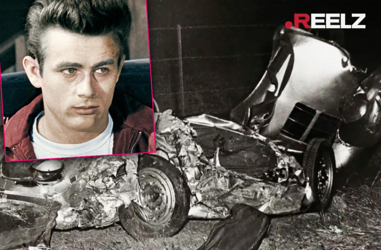 //James Dean Car Crash Death r pp