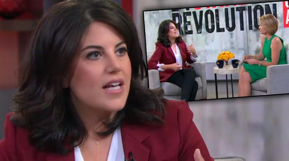 Monica Lewinsky Good Morning America Bullying