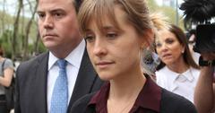 NXIVM Sex Cult New Arrests Allison Mack