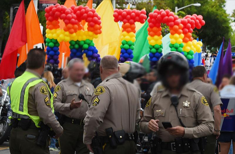Terror Suspect Arrested Near L.A. Gay Pride Parade