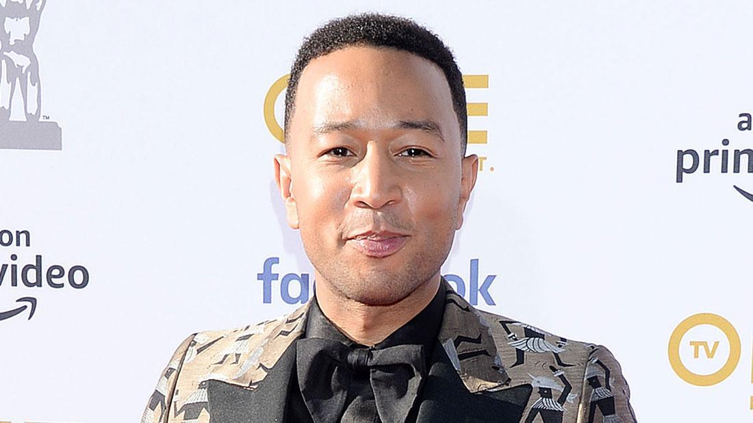 John Legend Had To 'Forgive' Mom For Crack, Prostitution Arrest
