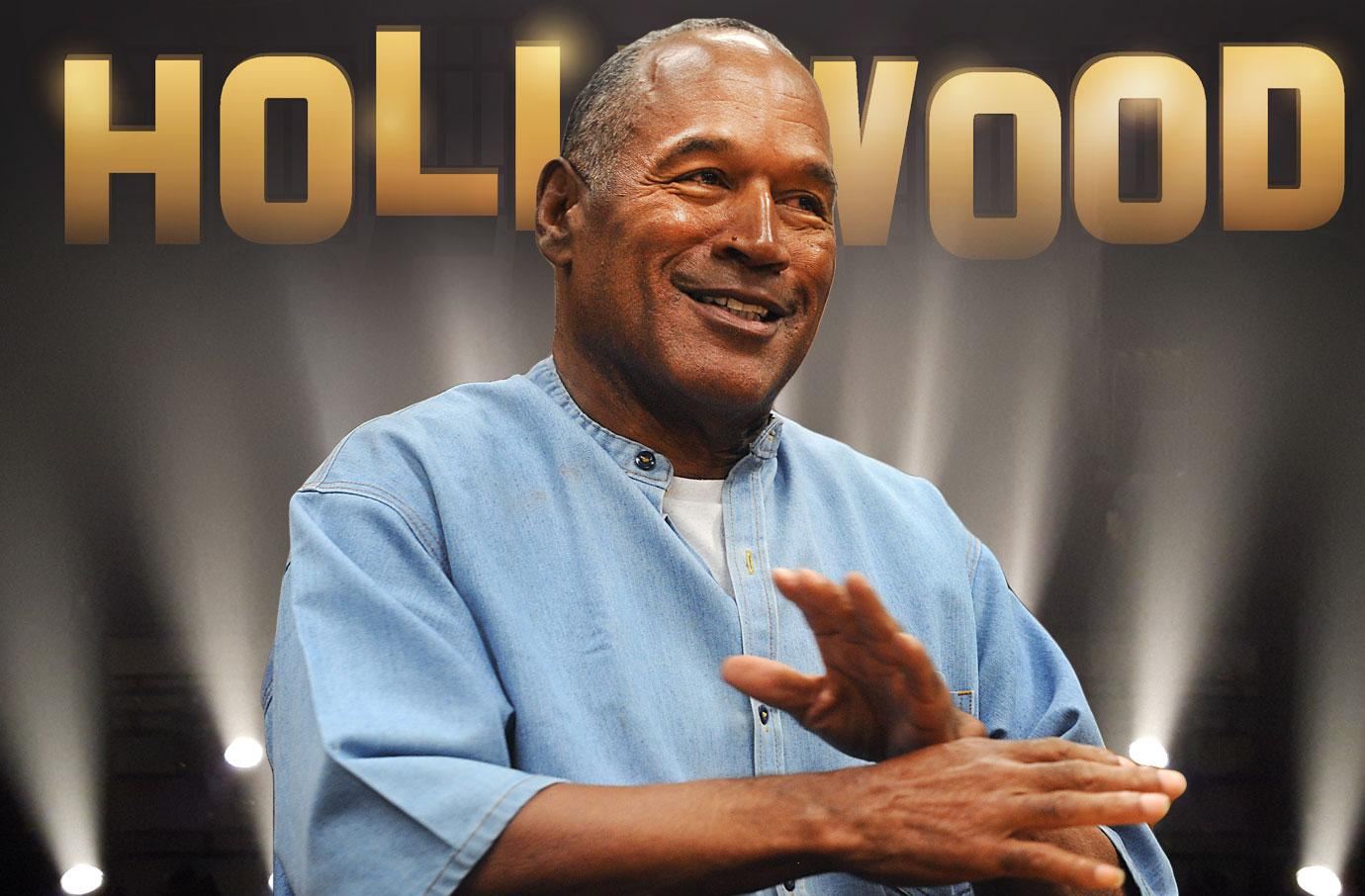 OJ Simpson Wanted For Movie Comeback After Parole