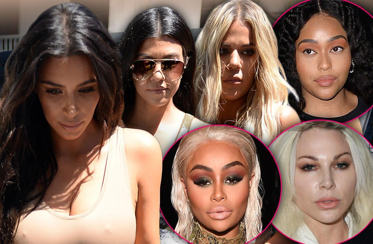 Kardashian Former Friends Exposed Jordyn Woods