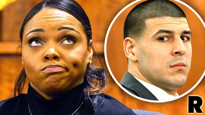 Aaron Hernandez Murder Trial Fiancée Testifies