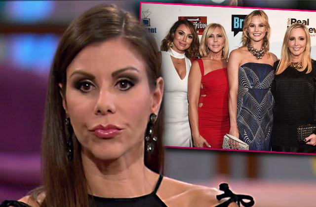 //Heather Dubrow RHOC Feud pp