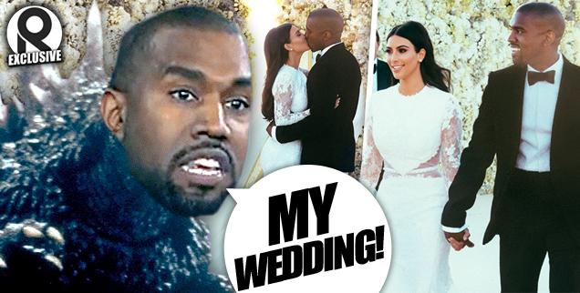 //kanye west groomzilla micro managed wedding kim kardashian kuwtk always honeymoon period wide