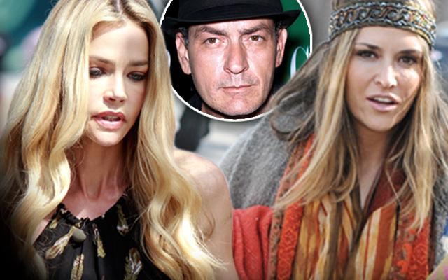 Charlie Sheen Denise Richards Brooke Mueller Houses