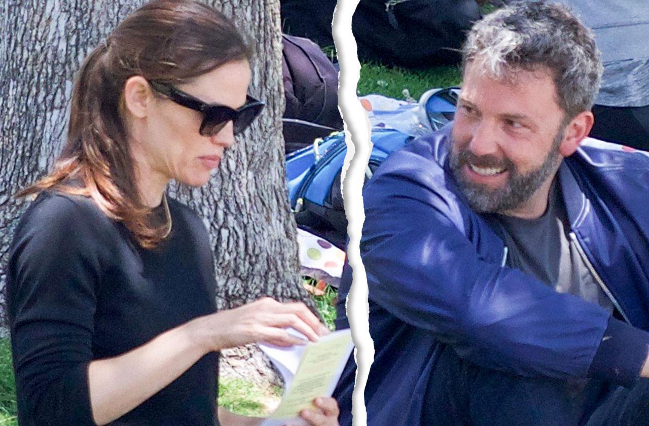 Ben Affleck Jennifer Garner Single Divorce