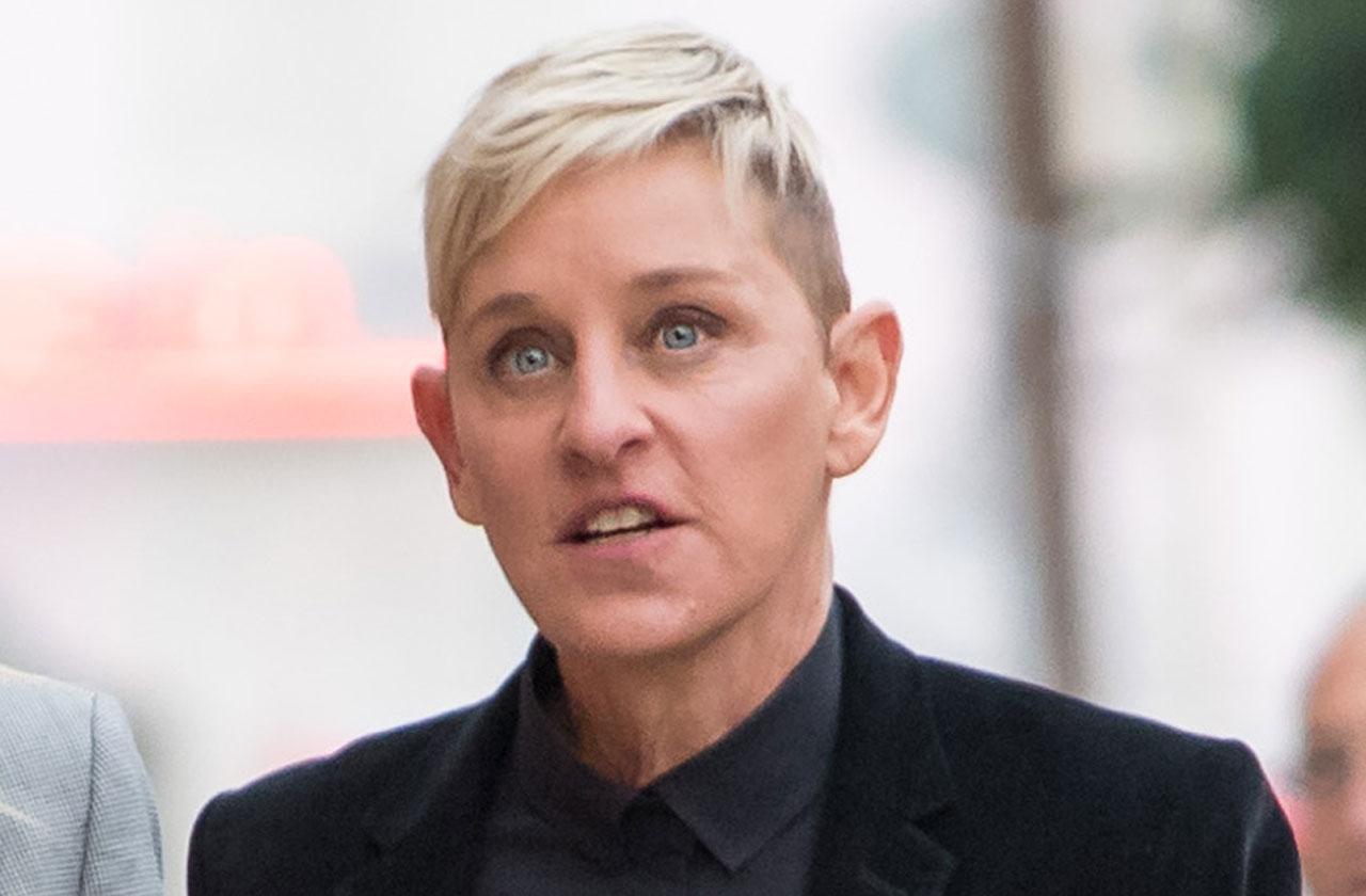 Ellen DeGeneres Blasts Hollywood Gays