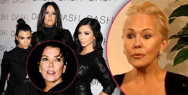 Judge Orders Kim Kardashian & Kris Jenner To Appear For Deposition In Lawsuit Against Ex-Stepmom