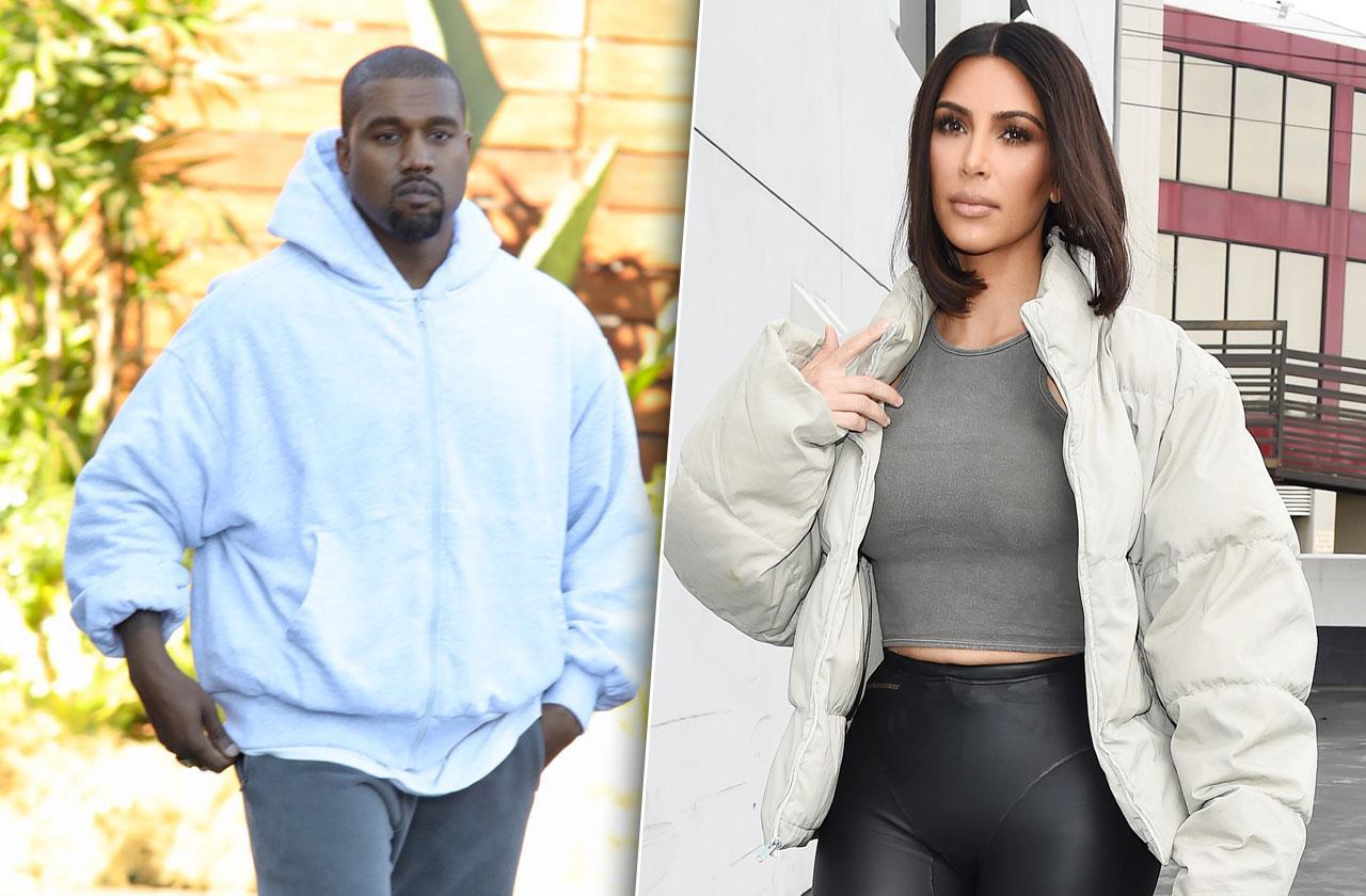 Kim Kardashian Kanye West Wedding Anniversary