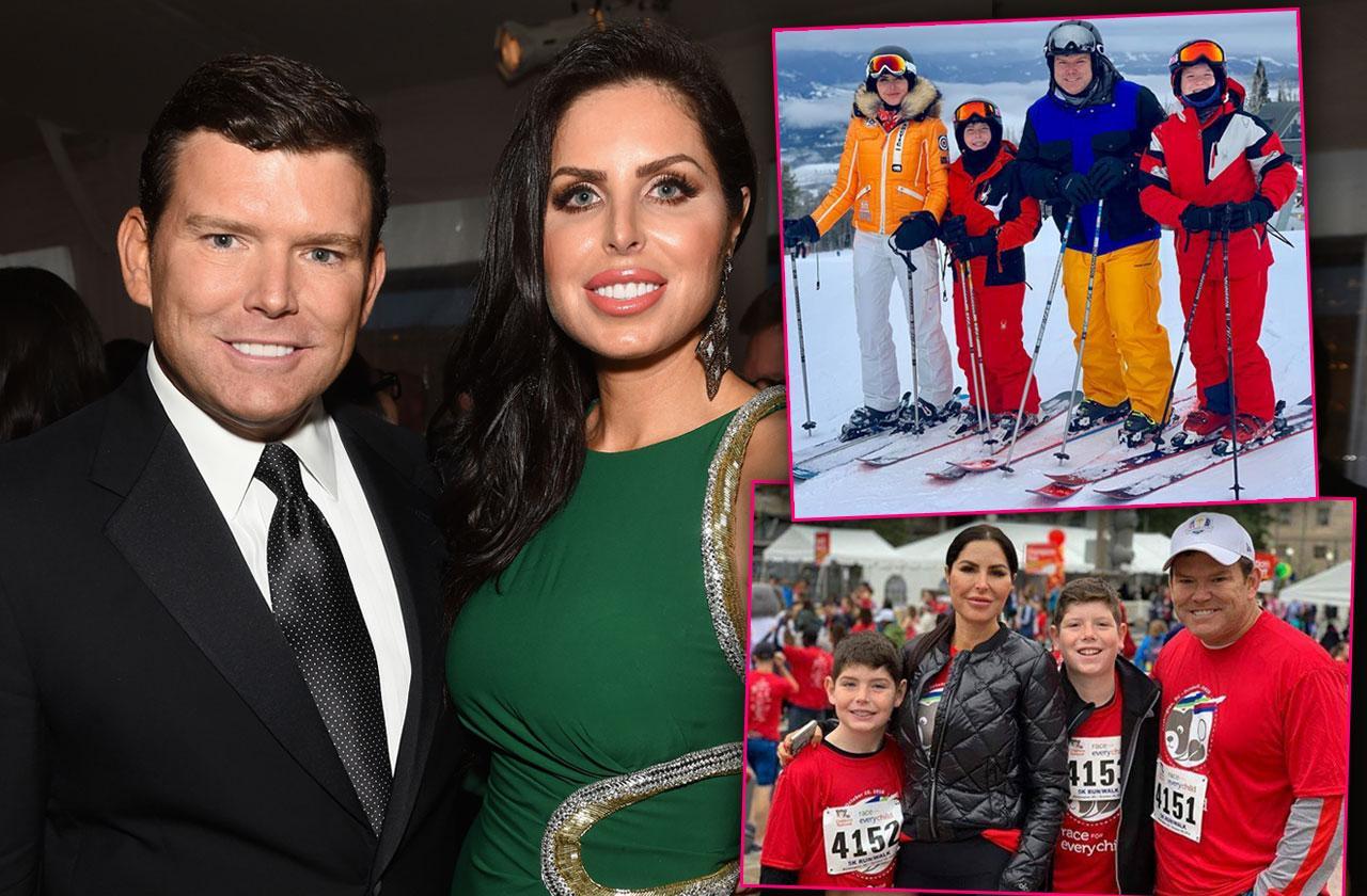 Fox News Anchor Bret Baier Family Car Crash