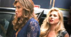 Caitlyn Jenner Candis Cayne Crush