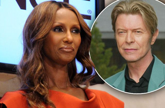 David Bowie Dies Iman Dating New Boyfriend