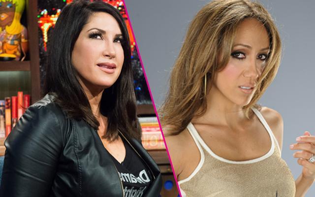 Melissa Gorga & Jacqueline Laurita Fight