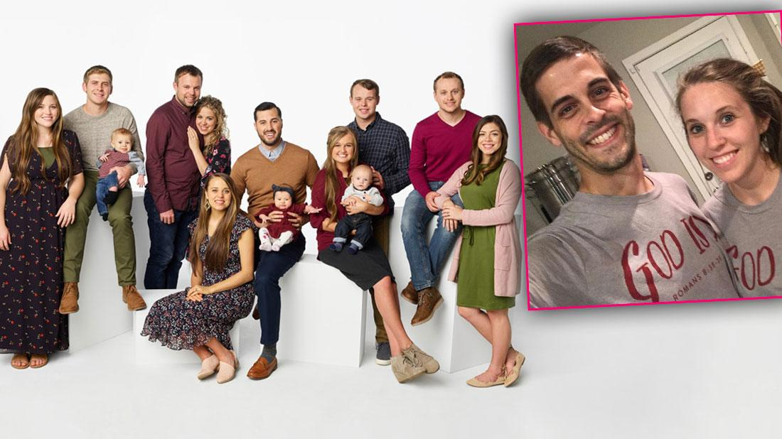 how Me The Money! Jill Duggar's Husband Slams TLC For Not Paying The Family For 'Counting On'