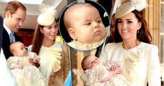 //prince george christening