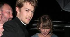 Taylor Swift Ditches 2019 Grammys For Joe Alwyn