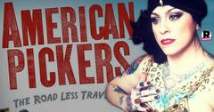 American Pickers Danielle Colby Tax Liens Owed