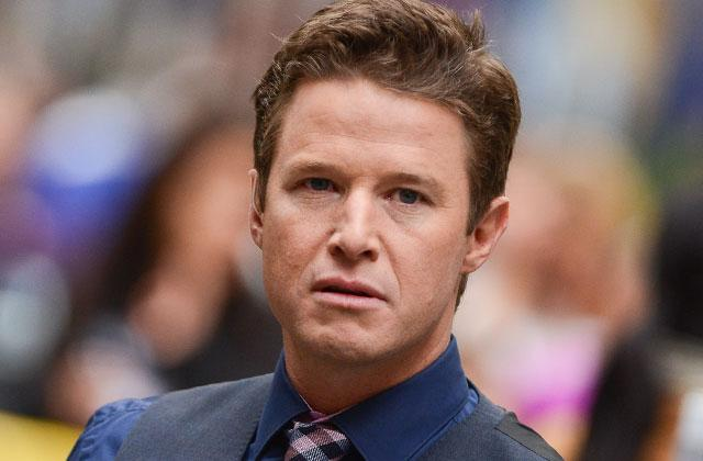 Billy Bush Donald Trump Today NBC Fired