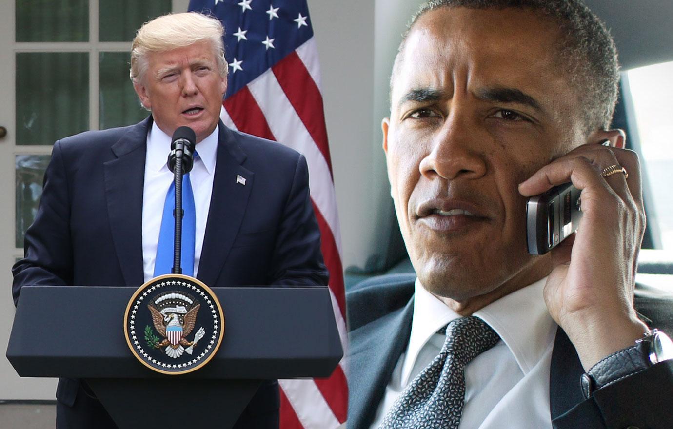 Barack Obama Operates Secret War Room To Oppose Donald Trump
