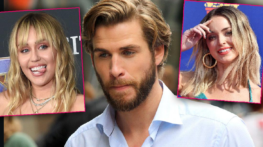 Liam Hemsworth Angry Over Miley Cyrus Breakup Kiss with Kaitlyn Carter