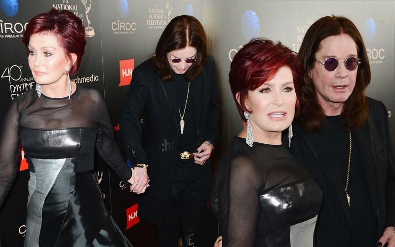 Sharon Osbourne & Ozzy Osbourne Divorcing Amid Cheating Claims