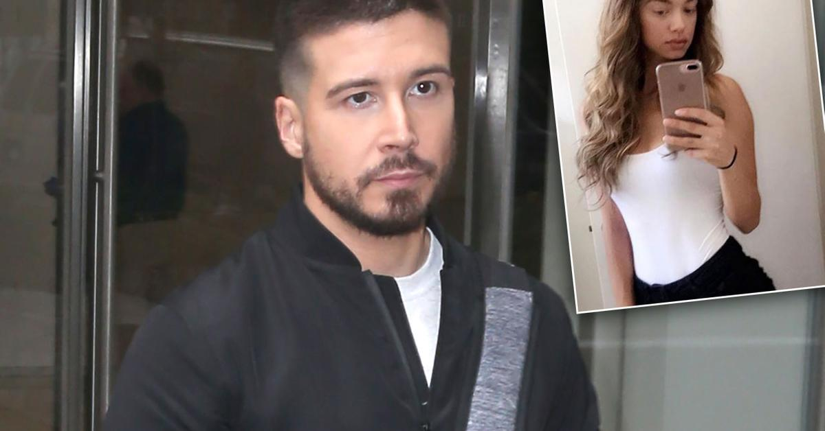 Another 'Jersey Shore' Split! Vinny Guadagnino's Ex Claims She's ...