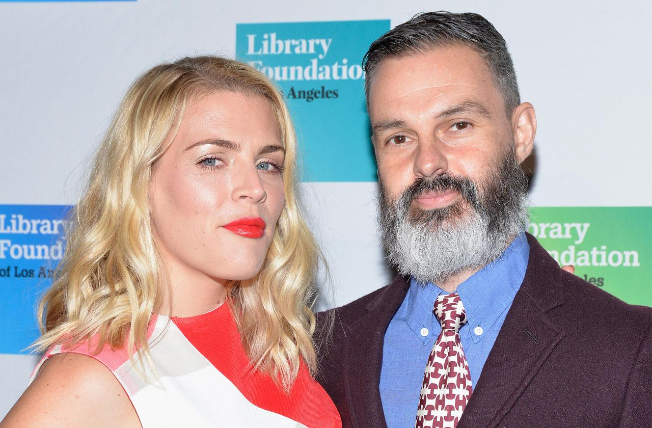 Busy Philipps Didnt Try Good Dad