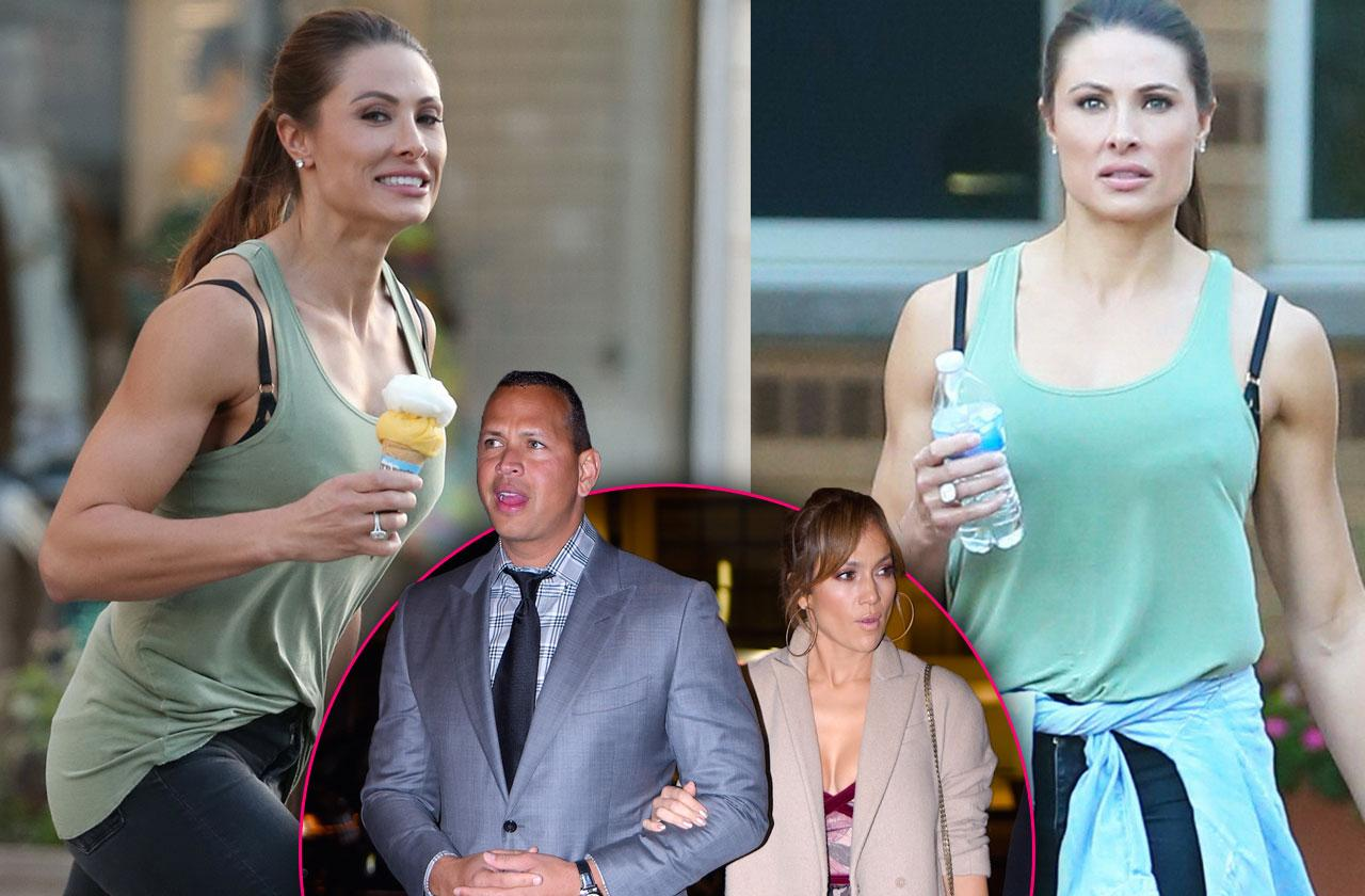 Jennifer Lopez and Alex Rodriguez Cheating Scandal Mistress Lauren Hunter
