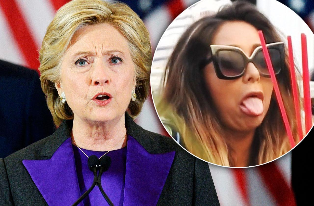 //Hillary Clinton Paid Less Than Snooki pp