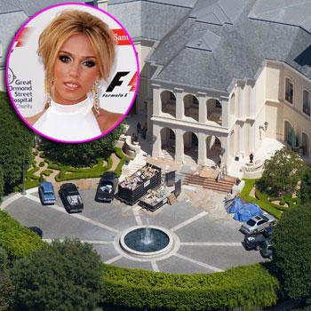 //petra ecclestone candy spelling mansion remodel splash bauergriffin