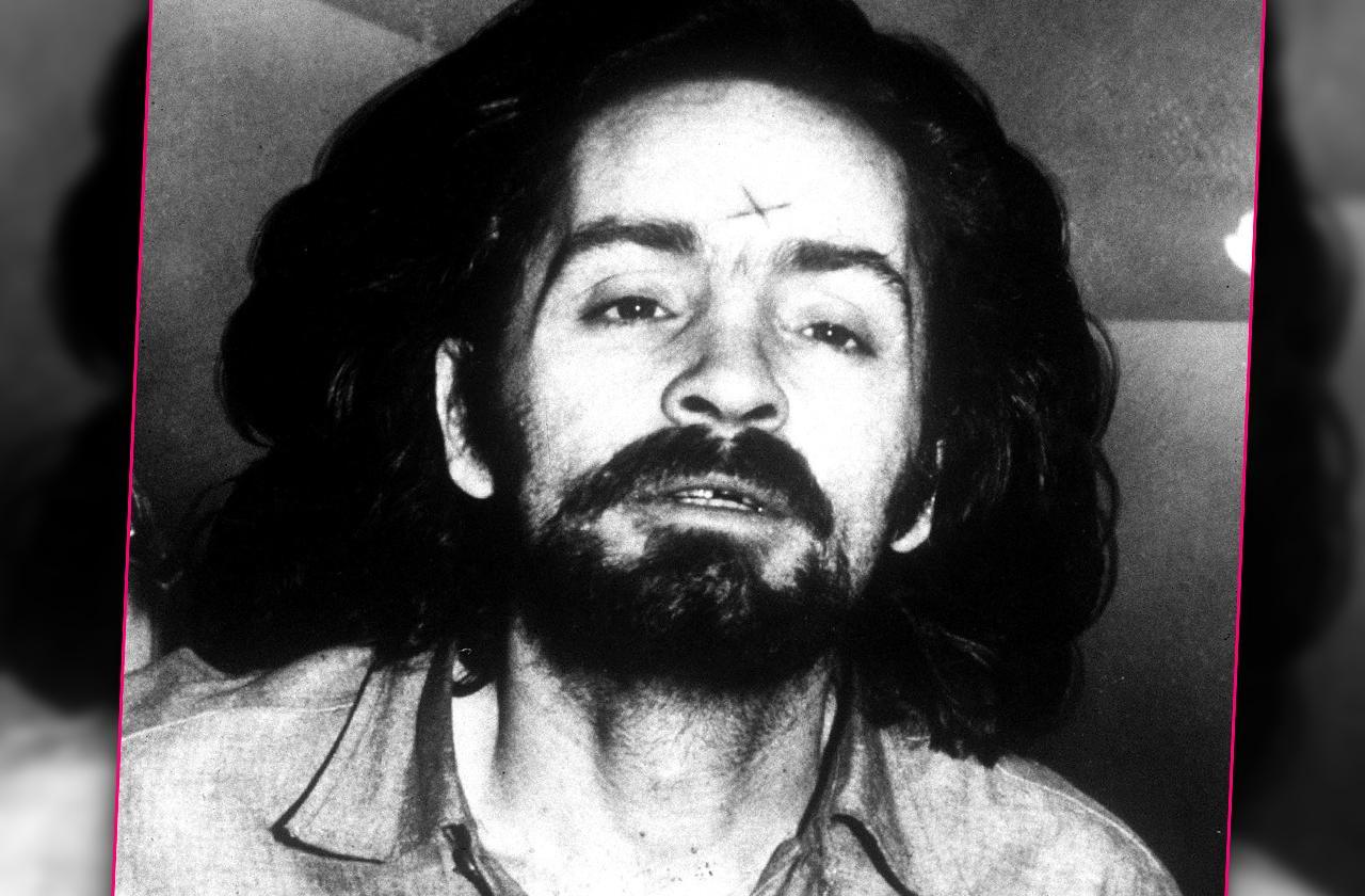Charles Manson Grandson Prison Possessions