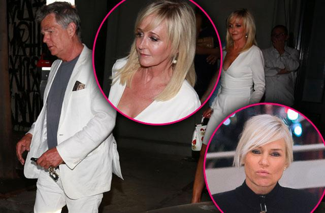 david foster mystery woman yolanda foster divorce