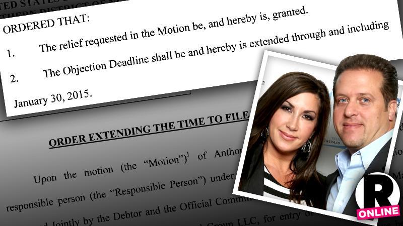 //jacqueline laurita chris granted reprieve bankruptcy case pp sl