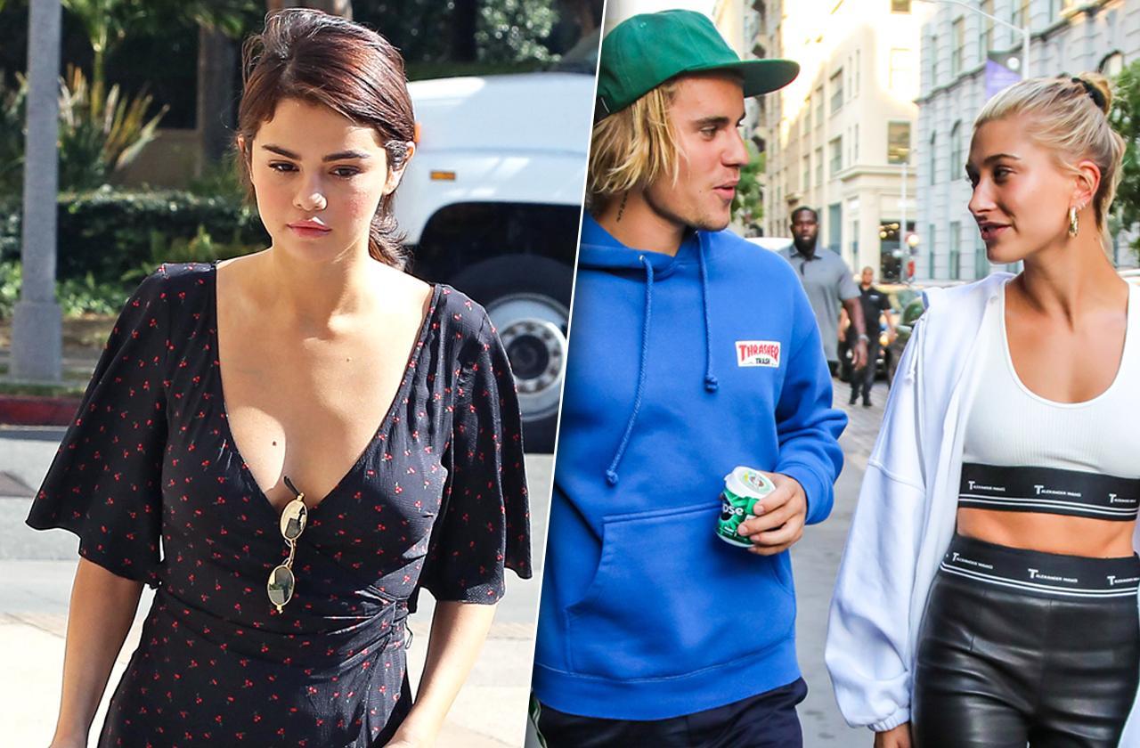 Justin Bieber Hailey Baldwin Married Selena Gomez Jealous