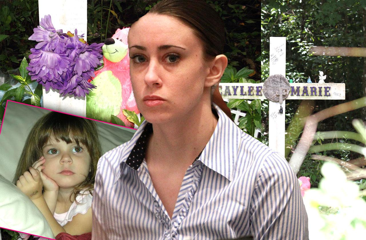 // casey anthony caylee memorial rot pp