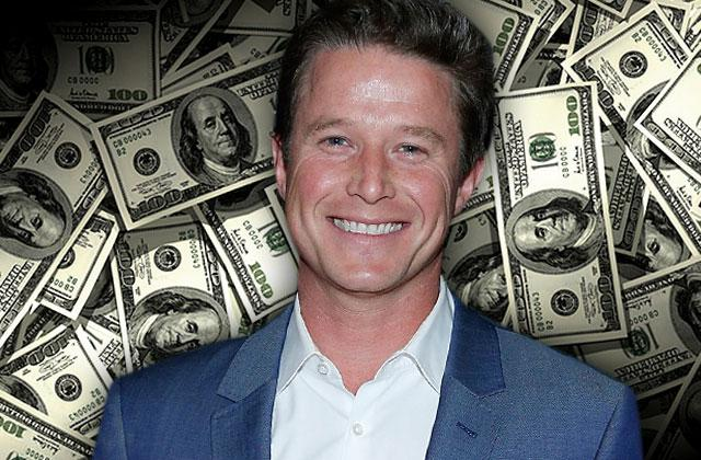 Billy Bush Today NBC Fired Settlement