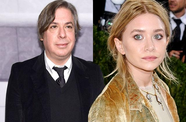 //ashley olsen caught cozying up to much older man george condo pp