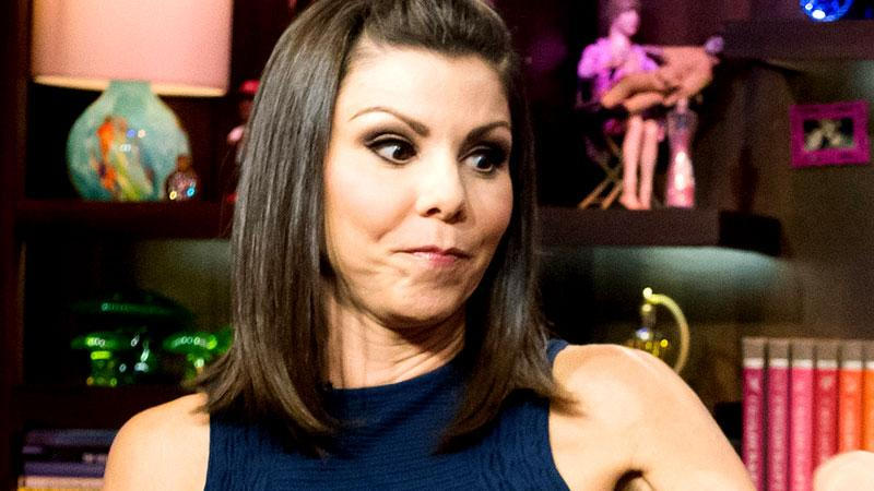 Heather Dubrow Disses RHOC Co-Stars Over Fake Breasts