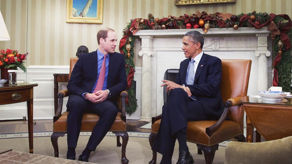 //prince Wiliam and barrack obama pp