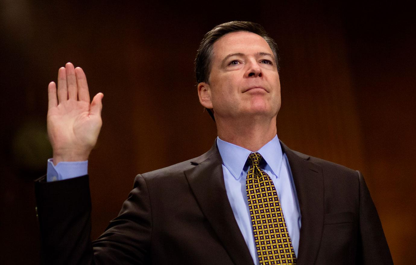 James Comey Testimony Hillary Clinton Emails Huma Abedin