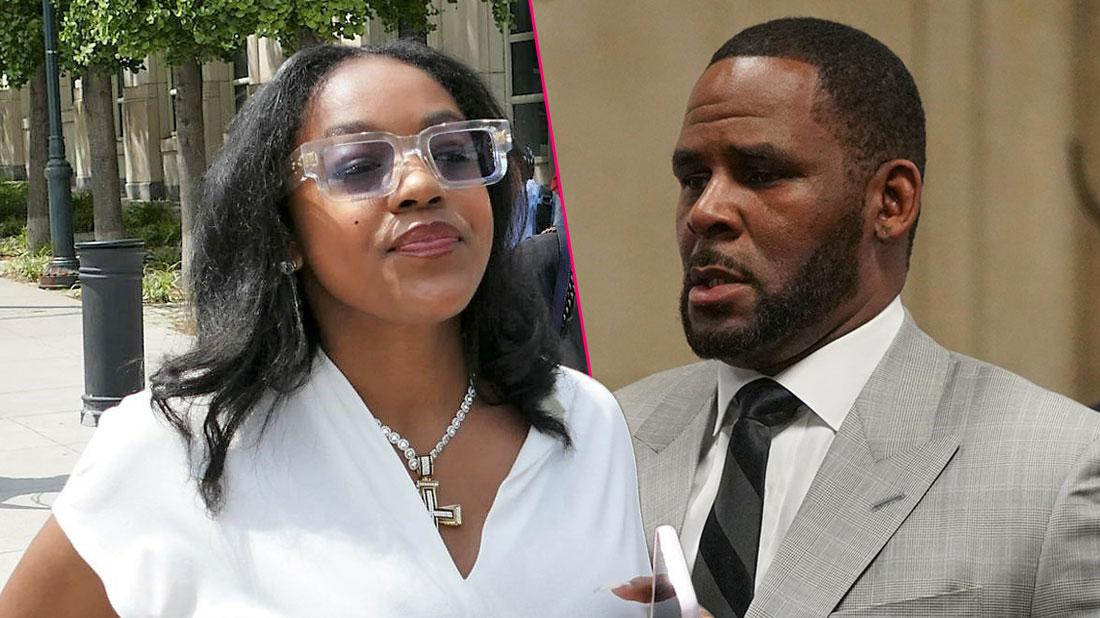 R. Kelly Makes Victims Film Child Porn Videos, Ex Azriel Clary Claims